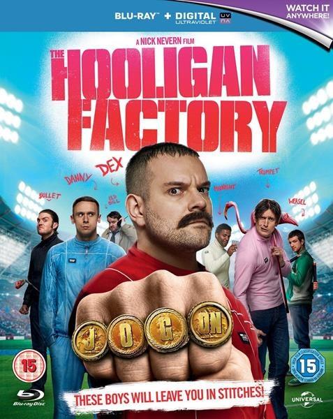 Фабрика футбольных хулиганов - The Hooligan Factory