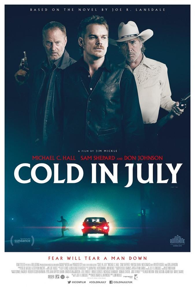 Холод в июле - Cold in July