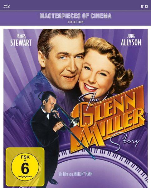 История Гленна Миллера - The Glenn Miller Story