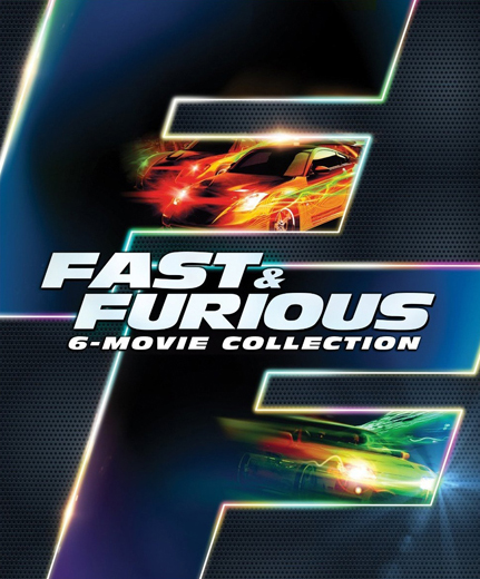 ������ 1-6: ��������� - Fast and Furious 1-6. Collection