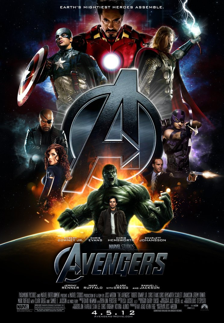 Мстители: Коллекция Marvel - Marvel's The Avengers Movie Collection