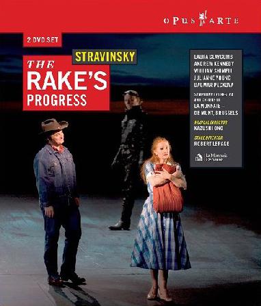 Игорь Стравинский - Похождения повесы - Igor Stravinsky - The Rake