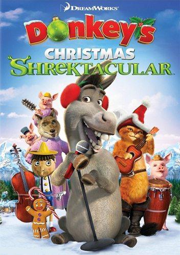 Рождественский Шректакль Осла - Donkey's Christmas Shrektacular