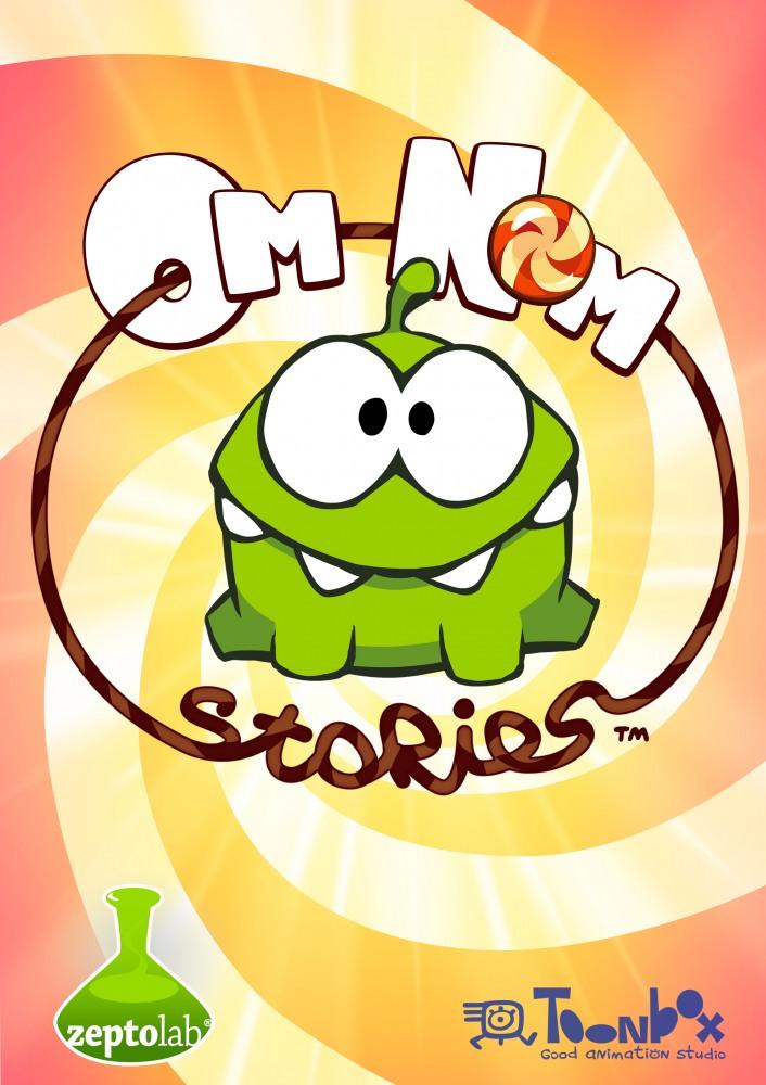 Приключения Ам Няма - Om Nom Stories