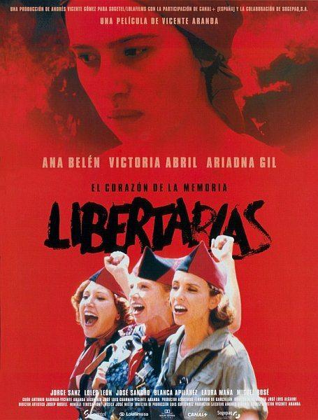 Поборницы свободы - Libertarias