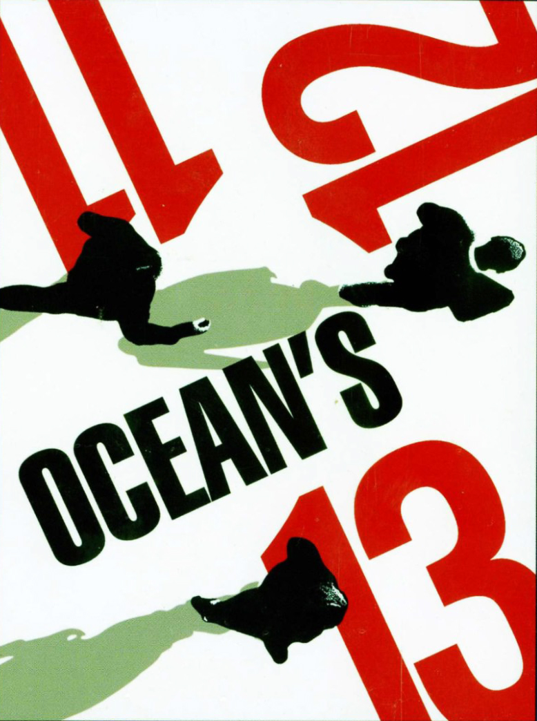 11, 12, 13 Друзей Оушена: Трилогия - 11, 12, 13 Ocean's- Trilogy
