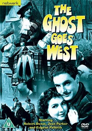 ������� ���� �� ����� - The Ghost Goes West