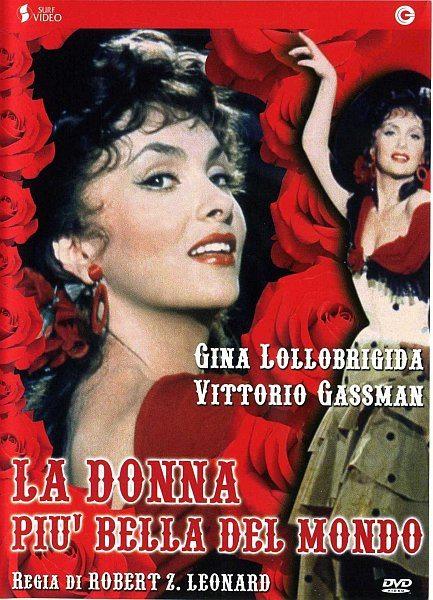 Самая красивая женщина в мире - La donna piГ№ bella del mondo