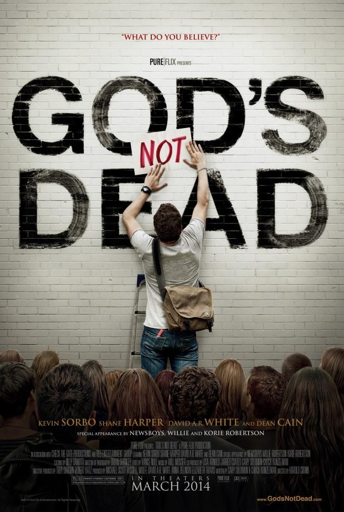 Бог не умер - God's Not Dead