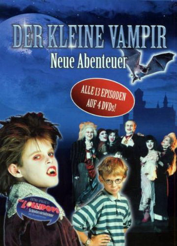 Маленький вампир – Новые приключения - Der kleine Vampir - Neue Abenteuer