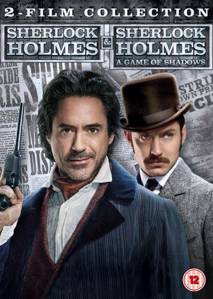 Шерлок Холмс: Дилогия - Sherlock Holmes- Dilogy