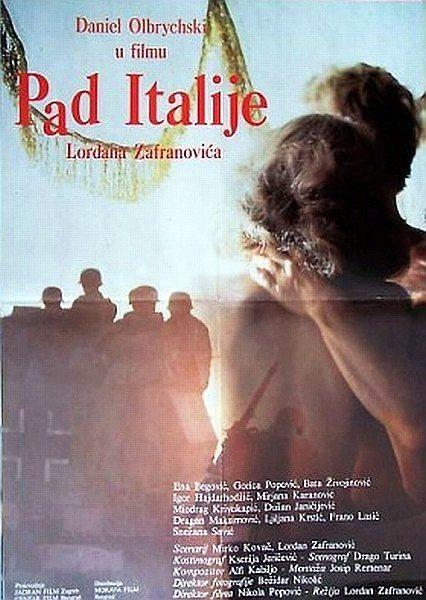 Падение Италии - Pad Italije