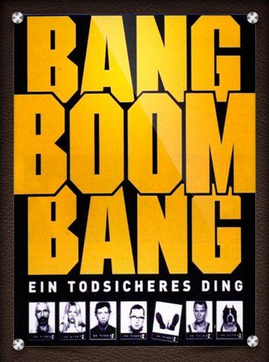 Верняк - Bang Boom Bang - Ein todsicheres Ding