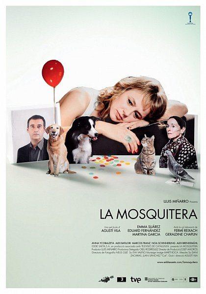 Сетка от комаров - La mosquitera