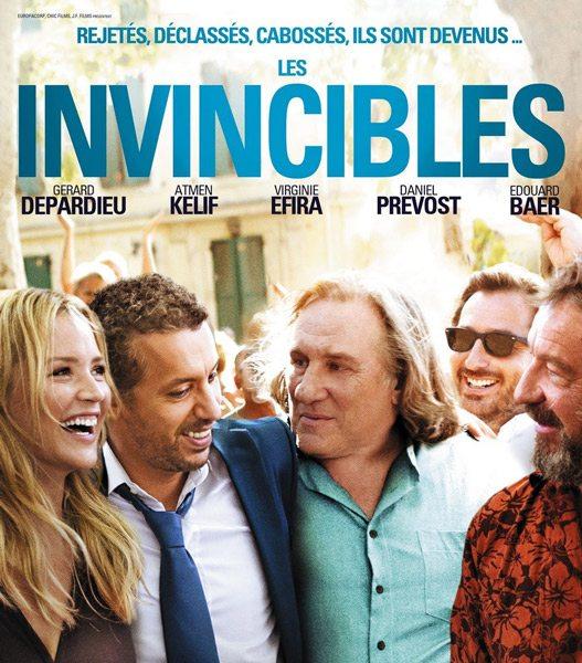 Непобедимые - Les invincibles