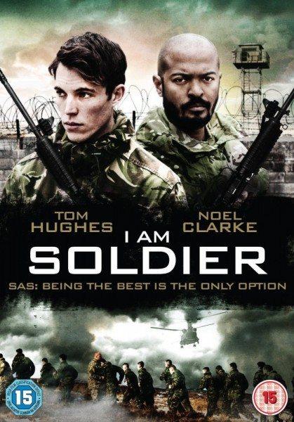Я солдат - I am soldier