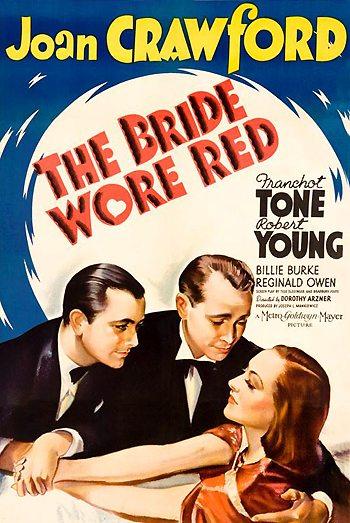 Невеста была в красном - The Bride Wore Red