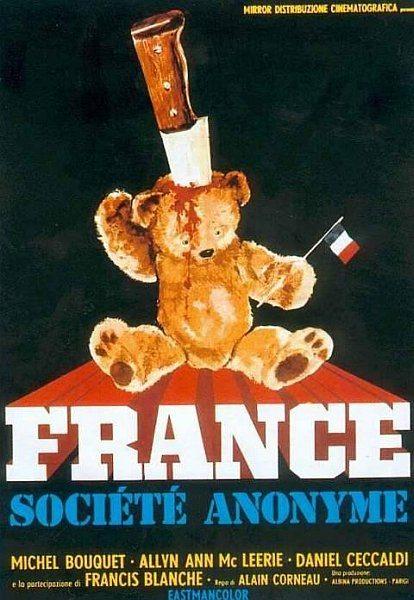 Анонимная компания Франции - France sociГ©tГ© anonyme