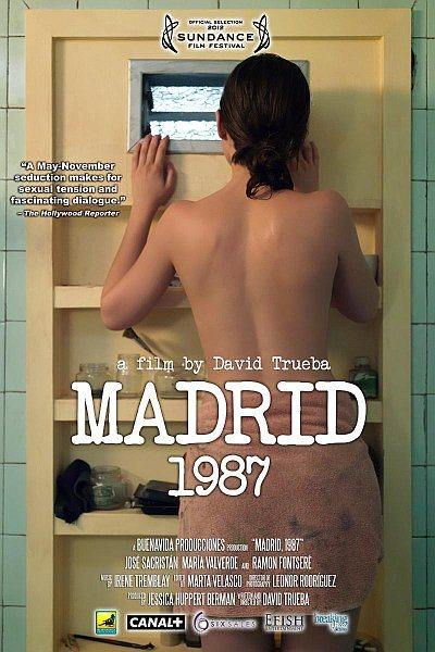 Мадрид, 1987 год - Madrid, 1987