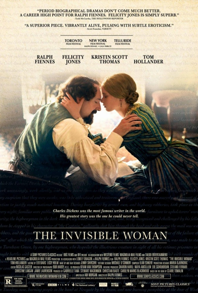 ��������� ������� - The Invisible Woman