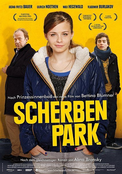 Парк осколков - Scherbenpark
