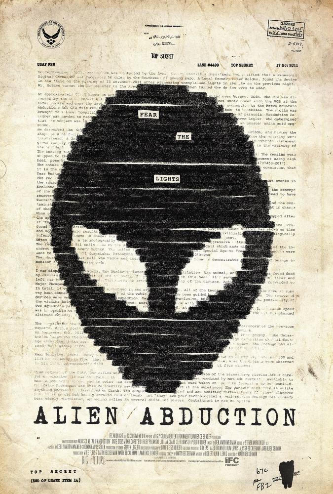Инопланетное похищение - Alien Abduction