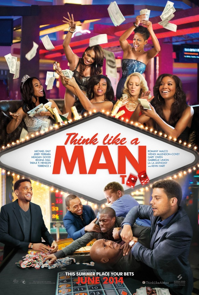 Думай, как мужчина 2 - Think Like a Man Too