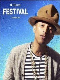 Pharrell Williams: iTunes Festival London