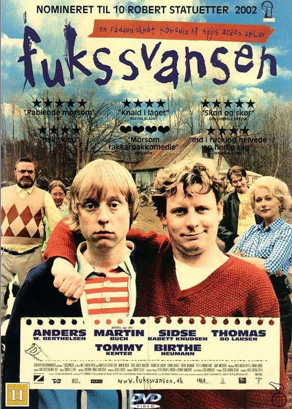 Поперечная пила - Fukssvansen