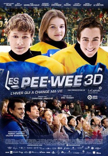 Короли льда - Les Pee-Wee 3D- L'hiver qui a changГ© ma vie