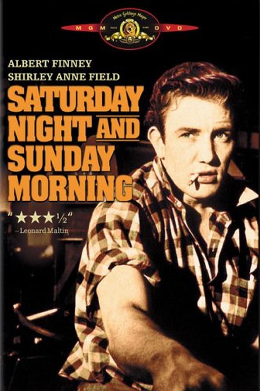 В субботу вечером, в воскресенье утром - Saturday Night and Sunday Morning