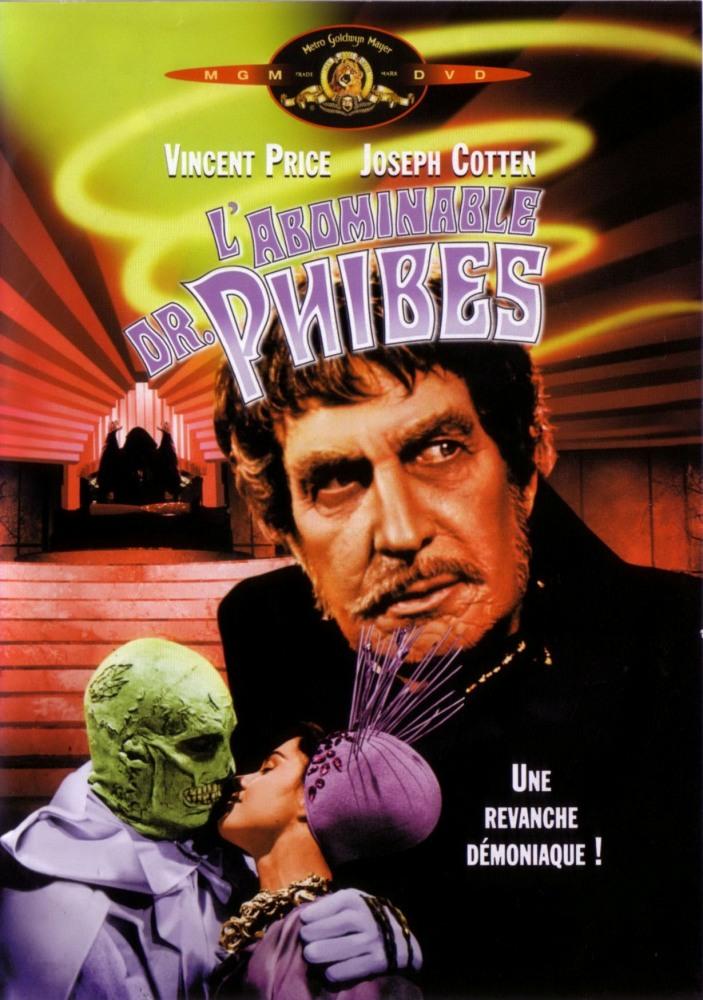 Ужасный доктор Файбс - The Abominable Dr. Phibes