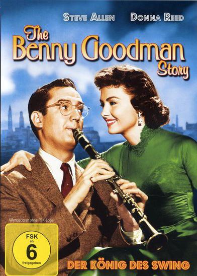 История Бенни Гудмена - The Benny Goodman Story