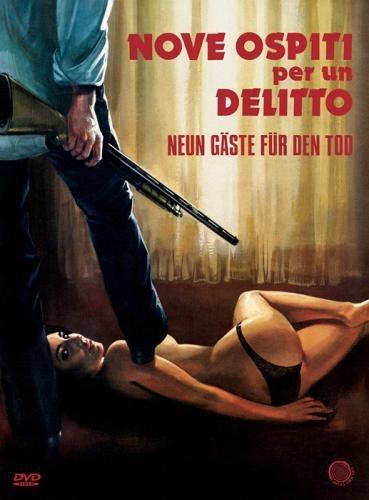Девять гостей для убийства - Nove ospiti per un delitto