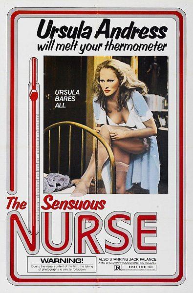 Чувственная медсестра - L'infermiera