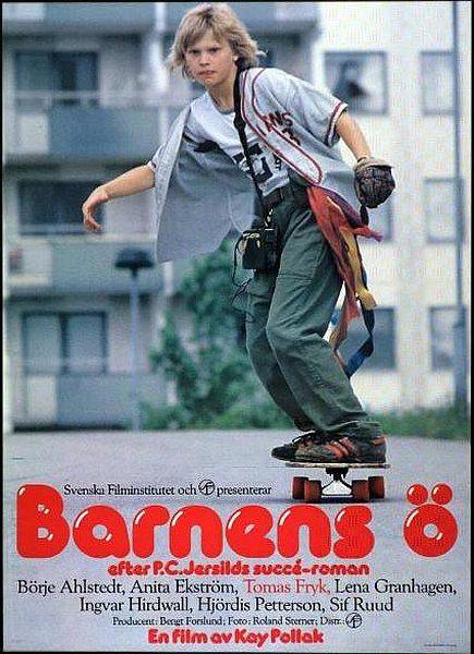 Детский остров - Barnens Г¶
