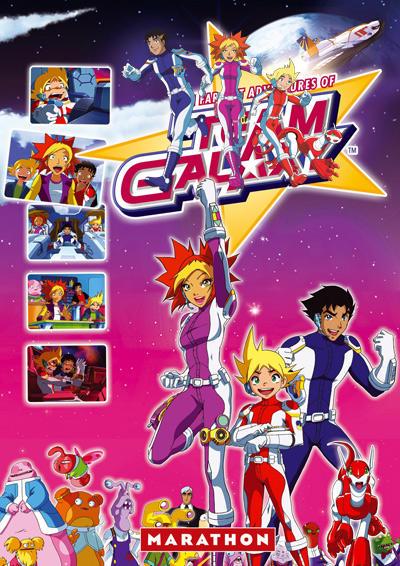 Приключения галактической команды - Team Galaxy