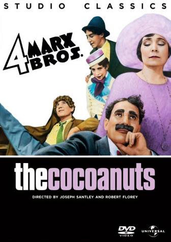 Кокосовые орешки - The Cocoanuts