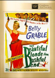 ���������� ��������� �� ������ ���� - The Beautiful Blonde from Bashful Bend