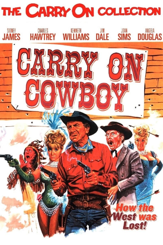 Так держать... Ковбой - Carry on Cowboy