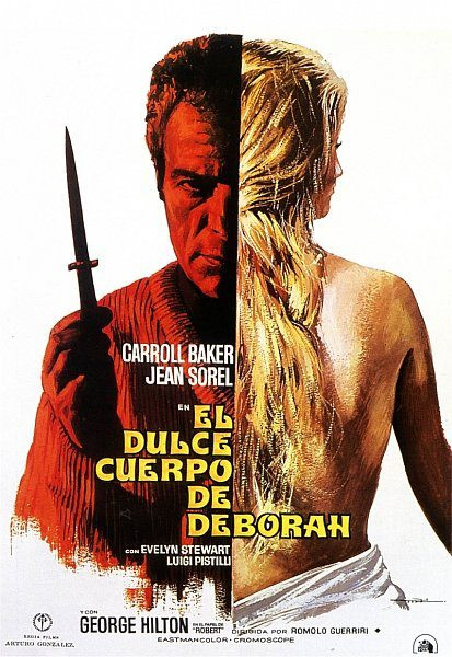 Нежные руки Деборы - Il dolce corpo di Deborah