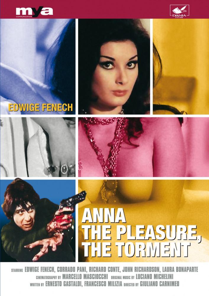Анна, это особое удовольствие - Anna, quel particolare piacere