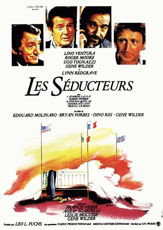Воскресные любовники - Les sГ©ducteurs