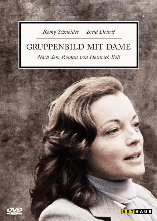 Групповой портрет с дамой - Gruppenbild mit Dame