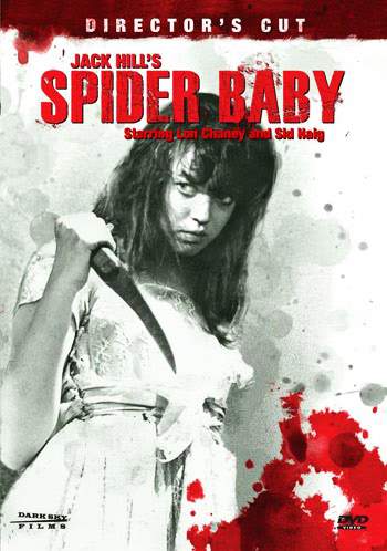 Ребенок паука - Spider Baby or, The Maddest Story Ever Told