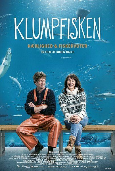 Рыба-солнце - Klumpfisken