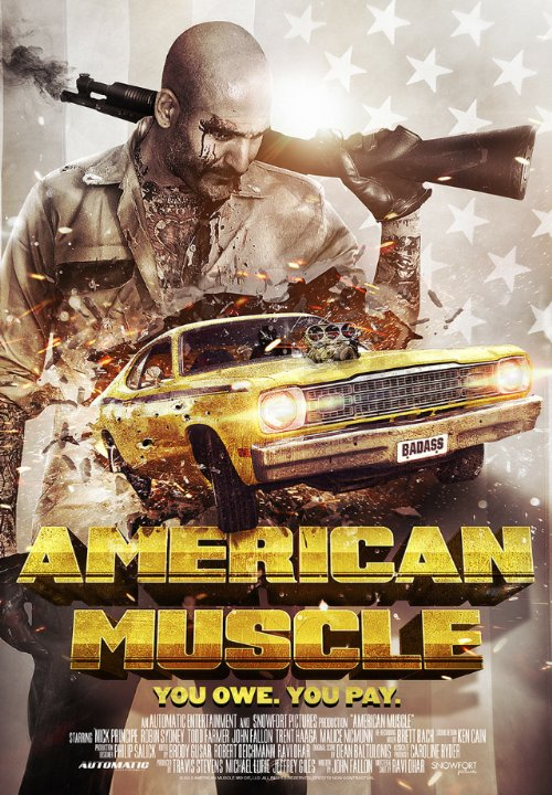 ������������ ���� - American Muscle