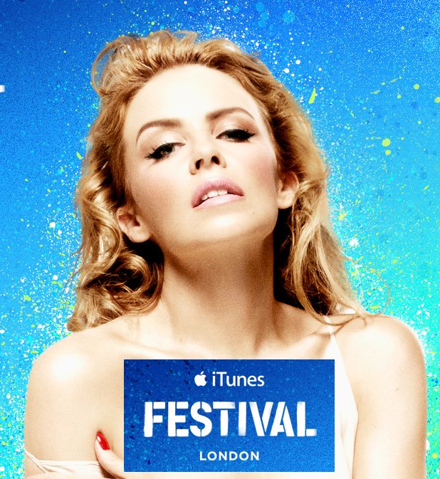 Kylie Minogue - iTunes Festival