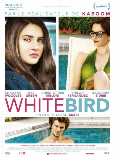 ����� ����� � ������ - White Bird in a Blizzard