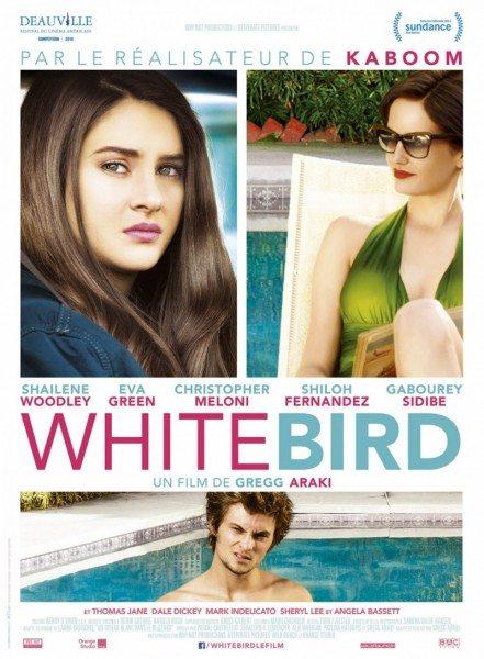 Белая птица в метели - White Bird in a Blizzard